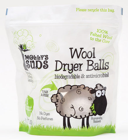 MOLLYS SUDS - Wool Dryer Balls