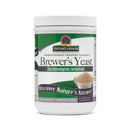 NATURES ANSWER - Brewer's Yeast