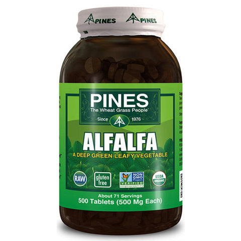 PINES - Alfalfa 500 mg
