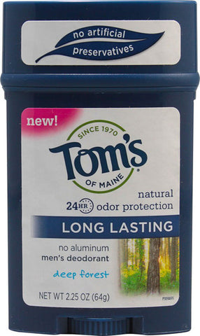 TOMS OF MAINE - LL Men's Deep Forest Wide Stick Deodorant