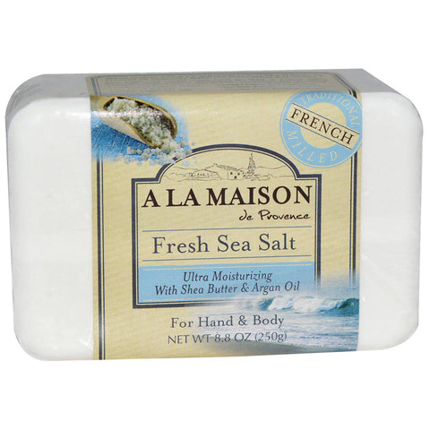 A LA MAISON - Fresh Sea Salt Bar Soap