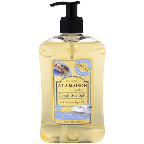A LA MAISON - French Liquid Soap Fresh Sea Salt