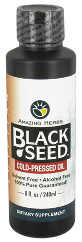 AMAZING HERBS - Egyptian Black Seed Oil