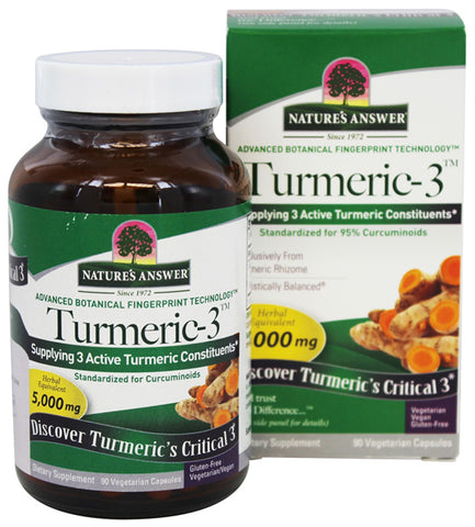 NATURES ANSWER - Turmeric 3
