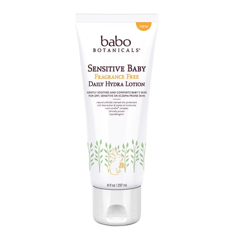 BABO - Sensitive Baby Daily Hydra Lotion Fragrance Free