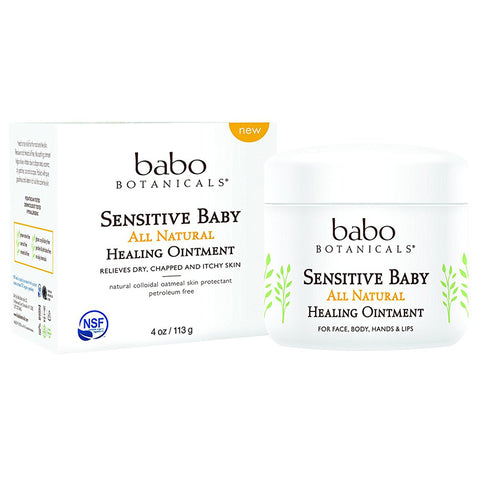 BABO - Sensitive Baby All Natural Healing Ointment