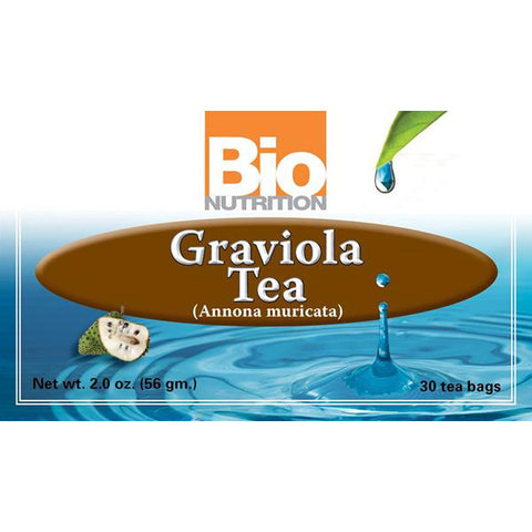 BIO NUTRITION - Graviola Tea Immune Support