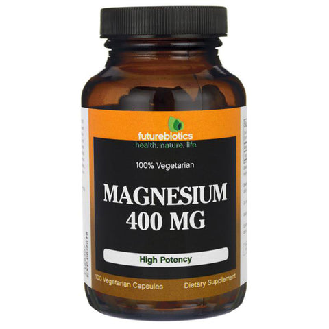 FUTUREBIOTICS - Magnesium 400 mg