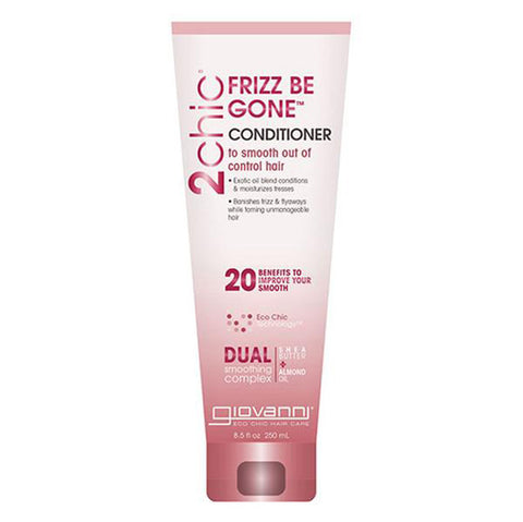 GIOVANNI - 2chic Frizz Be Gone Conditioner Shea Butter & Sweet Almond Oil