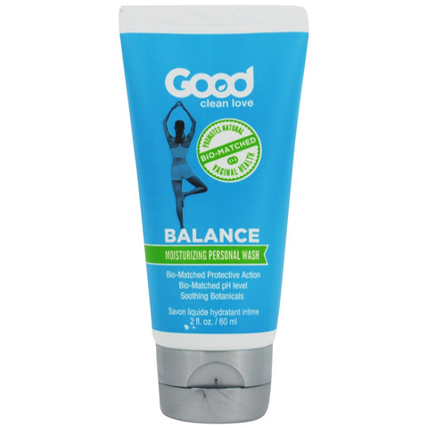 GOOD CLEAN LOVE - Bio-Match Balance Moisturizing Personal Wash