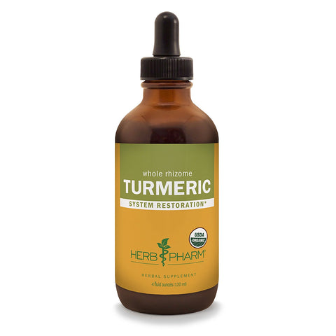 HERB PHARM - Turmeric Root Extract