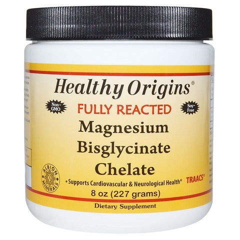 HEALTHY ORIGINS - Magnesium Bisglycinate Chelate
