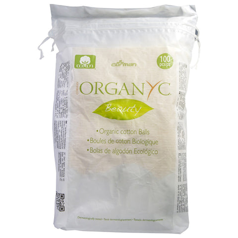 ORGANYC - Organic Beauty Cotton Balls