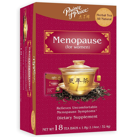 PRINCE OF PEACE - Menopause Tea (for Women)