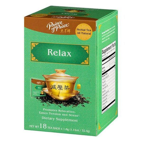 PRINCE OF PEACE - Relax Tea