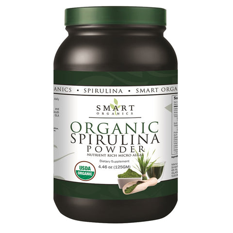 SMART - Organic Spirulina Powder