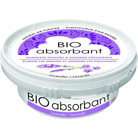 ATTITUDE - Bio Absorbant Natural Air Purifier Lavender