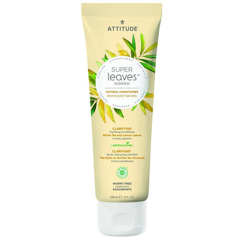 ATTITUDE - Natural Conditioner Clarifying White Tea and Lemon Leaves