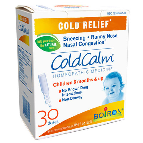 BOIRON - ColdCalm Baby Baby Cold Relief Drops