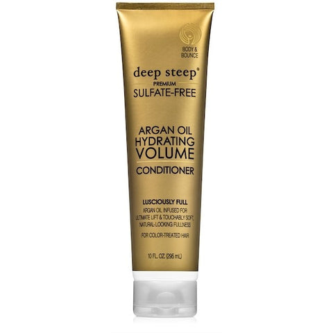 DEEP STEEP - Argan Oil Hydrating Volume Conditioner