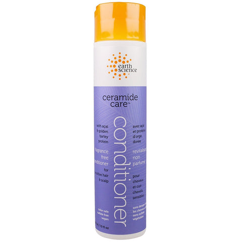 EARTH SCIENCE - Ceramide Care Fragrance Free Conditioner