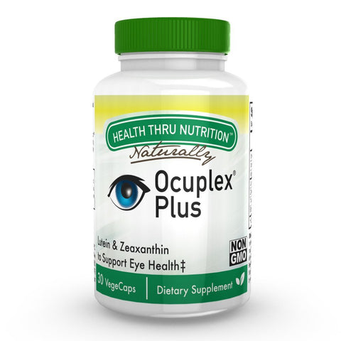 HEALTH THRU NUTRITION - Ocuplex Plus (Lutein + Zeaxanthin)