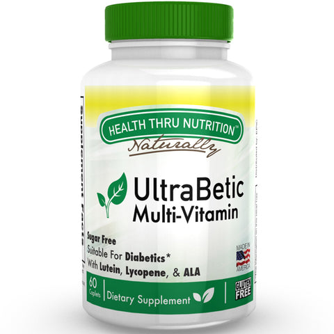 HEALTH THRU NUTRITION - Ultra-Betic Multi-