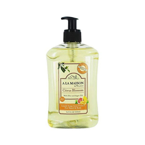 A LA MAISON - Citrus Blossom French Liquid Soap