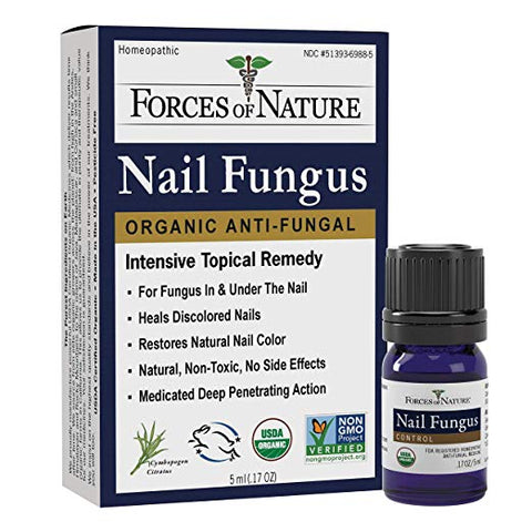 FORCES OF NATURE - Nail Fungus Control Regular Strength