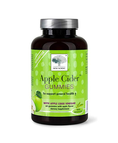 NEW NORDIC - Apple Cider Gummies