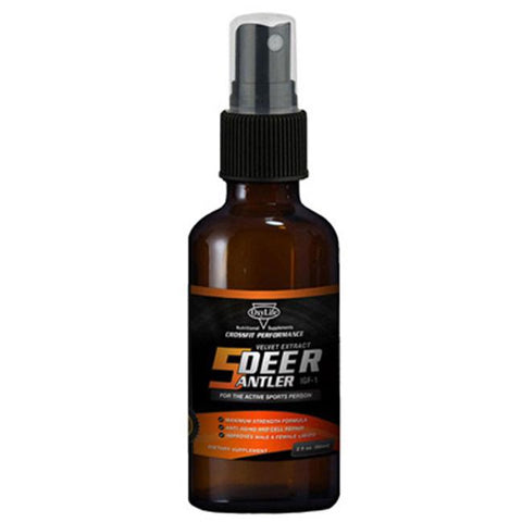 OXYLIFE PRODUCTS - Deer Antler Velvet Extract IGF