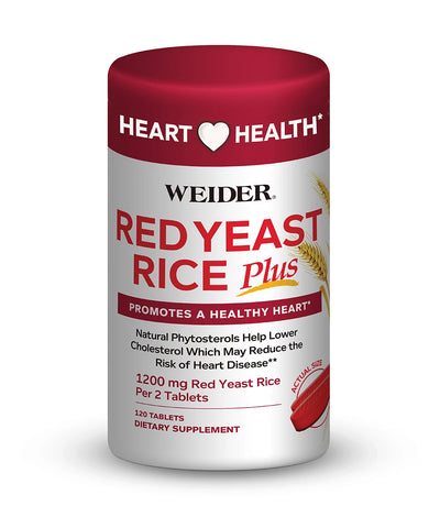 WEIDER - Red Yeast Rice Plus