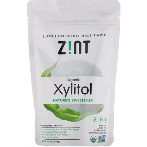 Z!NT - Organic Xylitol Nature's Sweetener