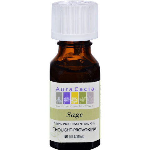 AURA CACIA - 100% Pure Essential Oil Sage