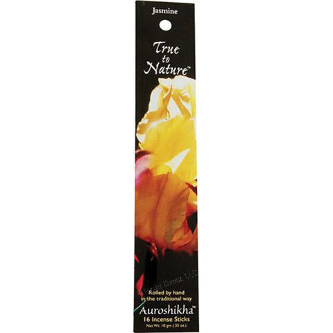 Auroshikha - True To Nature Incense Purity (Jasmine) Floral  - 10 g (0.35 oz.)