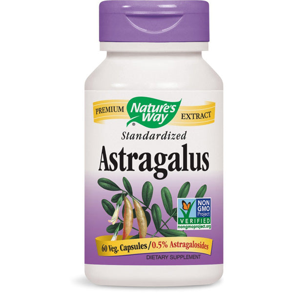 Natures Way Astragalus Standardized