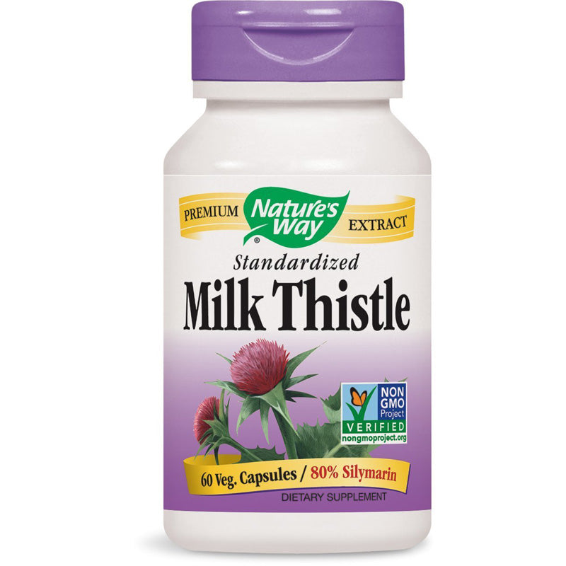 Natures Way Milk Thistle Extract
