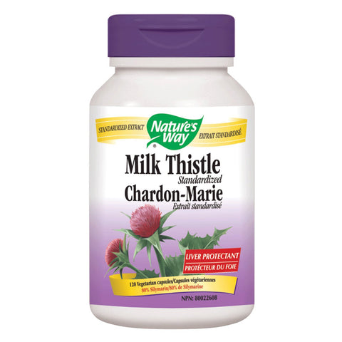 NATURES WAY - Milk Thistle Standardized