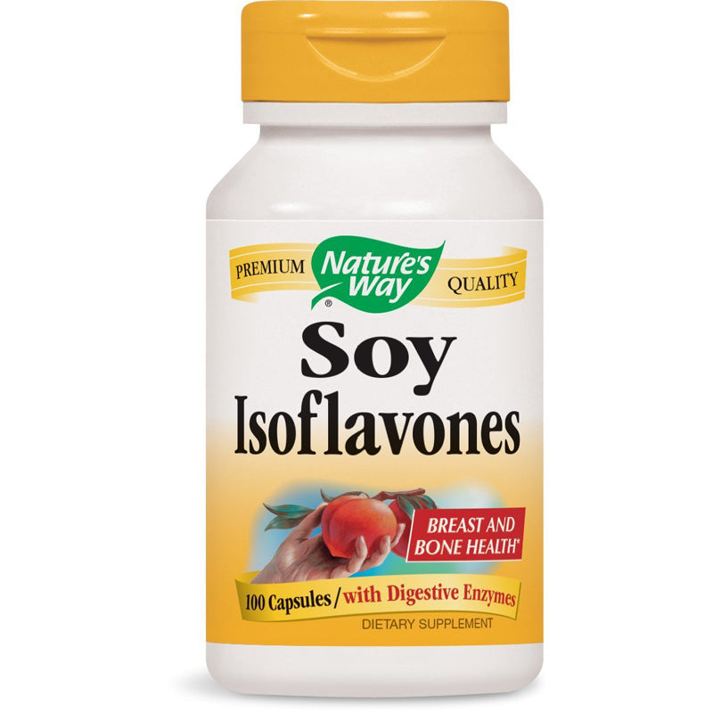 Natures Way Soy Isoflavones