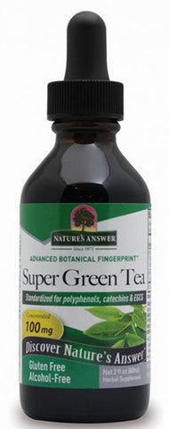 Natures Answer Super Green Tea High Potency