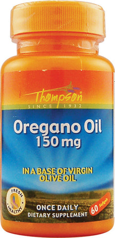 Thompson Nutritional Oregano oil 150 mg