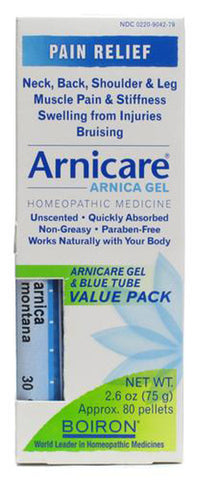 Boiron Arnica Gel Blue Tube Value Pack