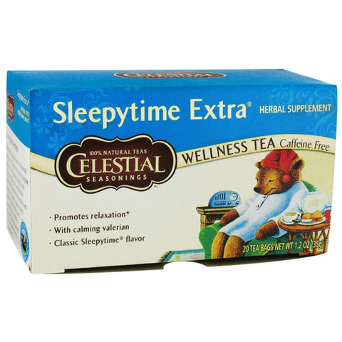Celestial Seasonings Sleepytime Extra Wellness Tea