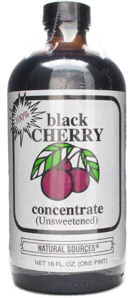 NATURAL SOURCES - Black Cherry Concentrate