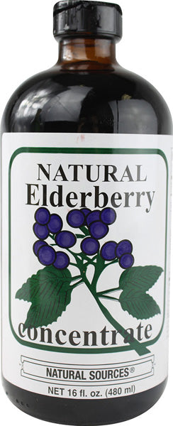 NATURAL SOURCES - Natural Elderberry Concentrate