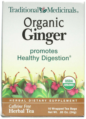 Traditional Medicinal Organic Ginger Aid