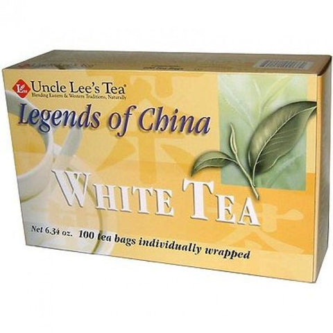 UNCLE LEE'S TEA - White Tea (Legends of China)