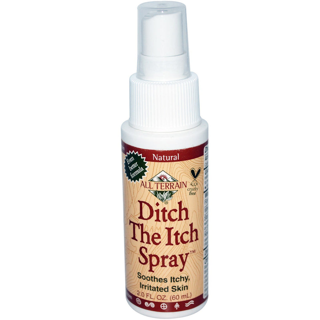 All Terrain Ditch The Itch Spray