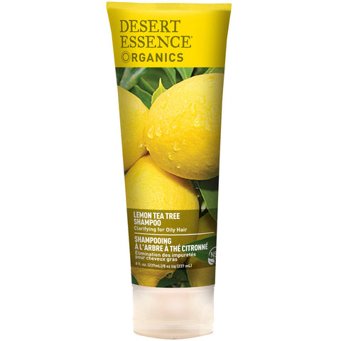 DESERT ESSENCE - Lemon Tea Tree Shampoo