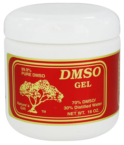 Dmso DMSO Gel Unfragranced